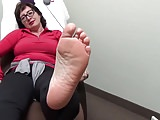 meaty full milf soles