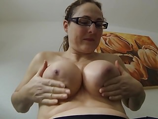 Bbw mom pussy son