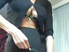 Sexy Teacher fucks a lucky Stud.F70