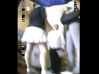 Upskirt The Teens Creamy Thighs