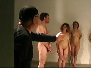 Casting Audition Hidden Camera video: Sur les planches