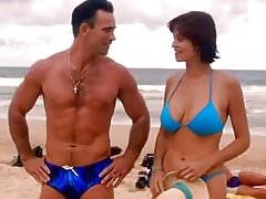 Catherine Bell diesen Bikini