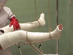 Złamane lalki i sadystyczna pielęgniarka