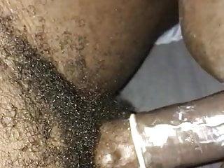Black Tattoos Big Ass video: Hitting black chick doggy