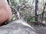 Nude in the wood in September 2018 - part3