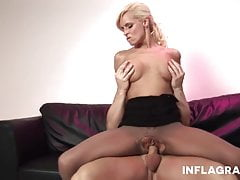 INFLAGRANTI German Stockings Fetish Milf