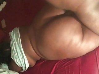 Bbw Big Ass Milf video: Lashanda taking my dick up the ass Good