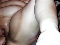 BBW Slut Fisted And Cum On Tits