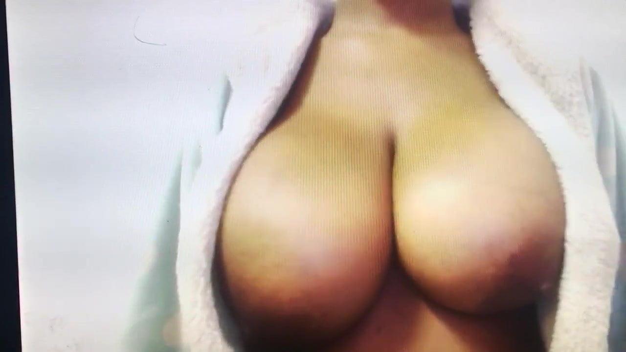 Huge African Breast