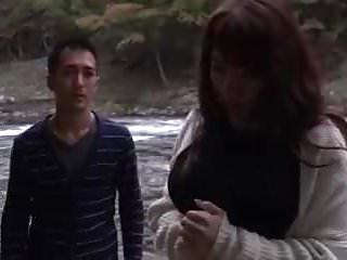 Asian Japanese Reddit video: japanese mom onsen