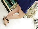 Short Skirt candid