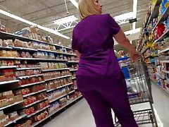 MILF PAWG NURSE HIPS ASS