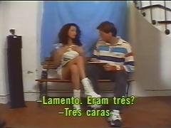 Spettacolo anale di Olivia Del Rio.
