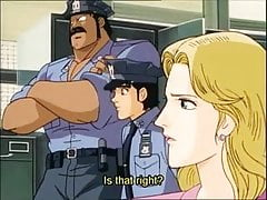 Mad Bull 34 anime OVA # 3 (1991 anglické titulky)