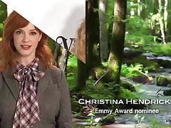 Christina Hendricks Jerk Off Challenge