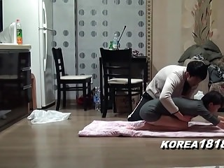 韩国色情瑜伽性爱