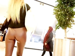 ass show no thong best cameltoe turkish bitch sehnaz