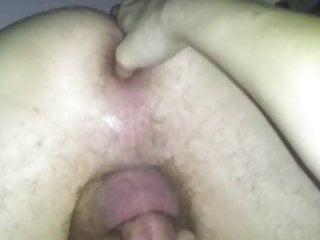 Mom Fingering my Ass