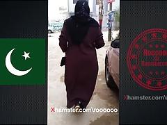 Pákistán hijab a abaya
