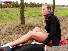 The Voyeur Ep1 Part 1 - Calpestare in outdoor