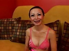 Ange Venus - Asian mom takes it up the ass