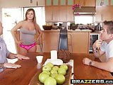 Brazzers - Baby Got Boobs - Keisha Grey and Mick Blue -  Tha