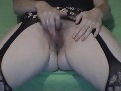 Castor de milfs maduros peludos cerca de orgasmo real masturbación