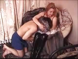 Matures Bdsm movie: Fur Mistress 5