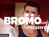 Bromo - Dennis West with Vadim Black at I Bred My New Stepda
