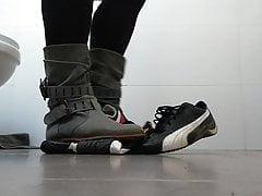 Buty miażdżą trampki Puma drift cat