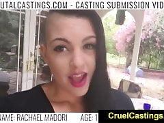 FetischNetzwerk Rachael Madori Teen BDSM Casting