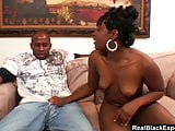 Ebony Babe Be Riding That Dick Like A Pro
