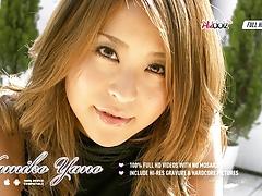Pretty Asian Stunner Namiko Yano Fucktoys And Fingers Her Twat