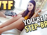 SisLovesMe - Foot Play With My Stepbro