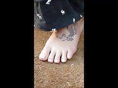 Les magnifiques orteils de l'épouse 1