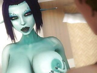 Cartoon Hd Videos video: She's blue