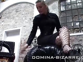 Femdom Bondage Ladies video: Lady Stella