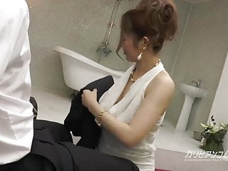 Japanese Massage Tits video: Maki Koizumi :: Luxury Spa Girl 1 - CARIBBEANCOM
