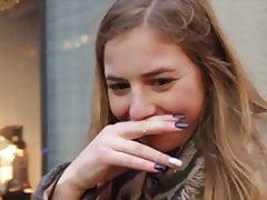 2 Holländische Teen Schlampen Deepthroat Banane