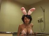 Ai Shinozaki is a Sexy Bunny