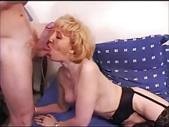 French mature redhead