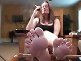 Feet soles JOI 5