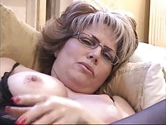 Hot Milf Slo-Mo Big Dildo Part 2