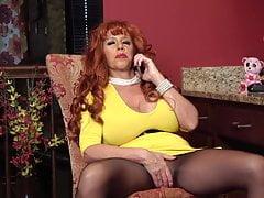 Telefoniczny rozmówca seksualny