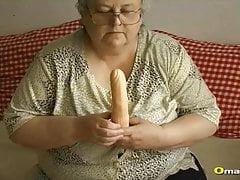 OmaPasS Procace Granny Amateur Toysex Compilation