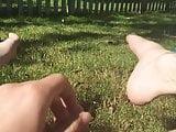 Outdoor Pee 3
