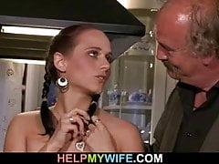 Niespodzianka dla jego młodej żony