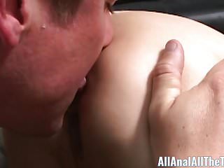 .Anal Lover Trinity St Clair Gets Ass Filled With Cum!.