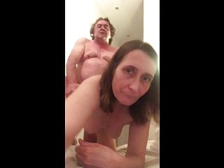 Amateur French Pov video: Sosso de B sodomized at home !