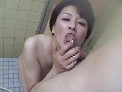 giapponese maturo
